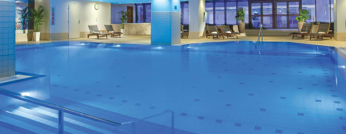 Hotel Hilton Prague, Česká republika – LivingWell Health Club & Spa