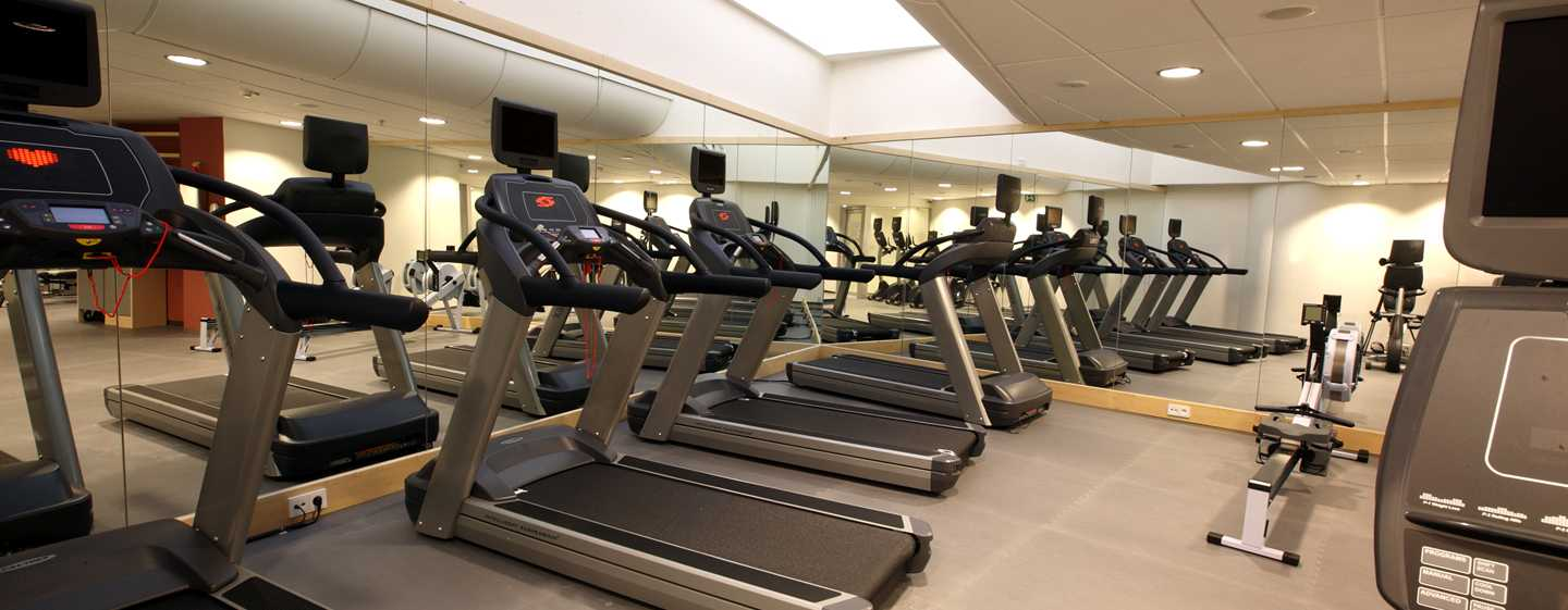 Hotel Hilton Prague Old Town, Repubblica Ceca - Fitness center
