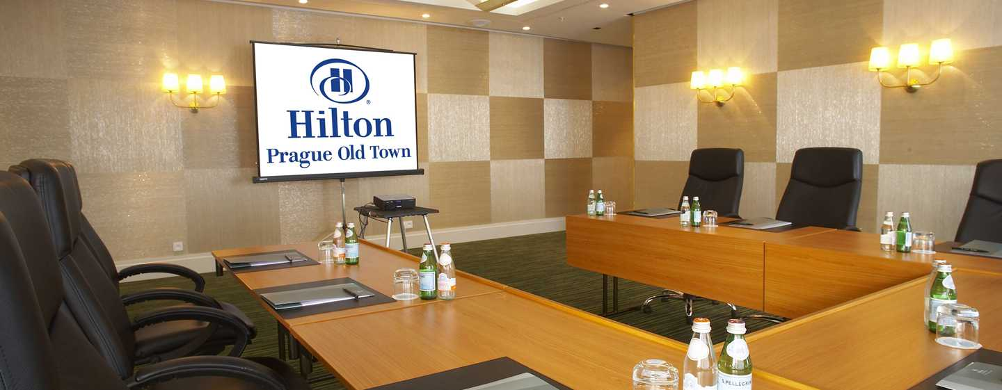 Hotel Hilton Prague Old Town, Repubblica Ceca - Sala meeting Chopin
