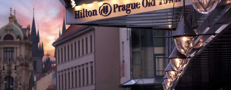 Hotel Hilton Prague Old Town, Czechy – Fasada Hotelu