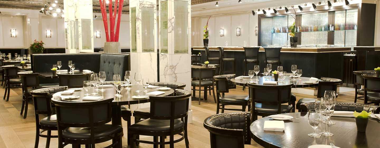 Hotel Hilton Prague Old Town, Česká republika – Zinc Restaurant