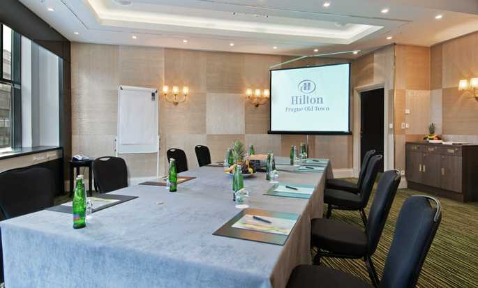 Hilton Prague Old Town Hotel, Tschechien – Meetingraum