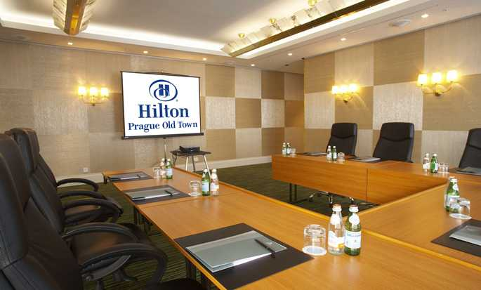Hilton Prague Old Town Hotel, Tschechien – Meetingraum Chopin