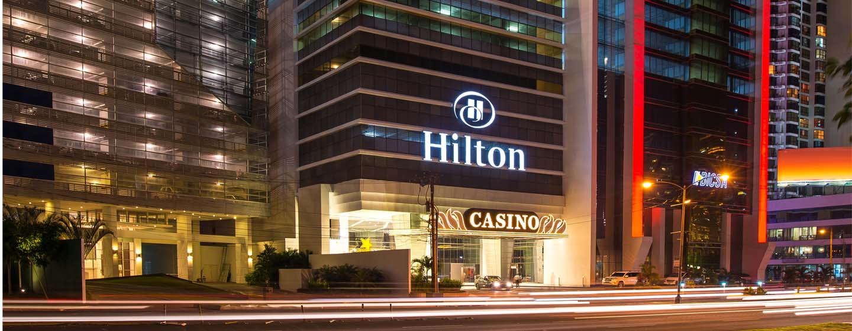 Hotel Hilton Panamá - Fachada del hotel