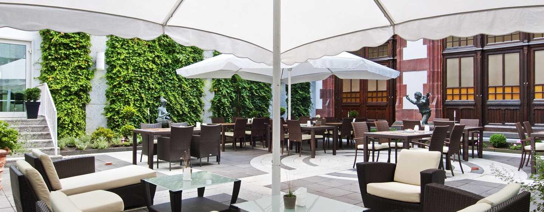 Hilton Mainz City Hotel, Deutschland– Innenhof