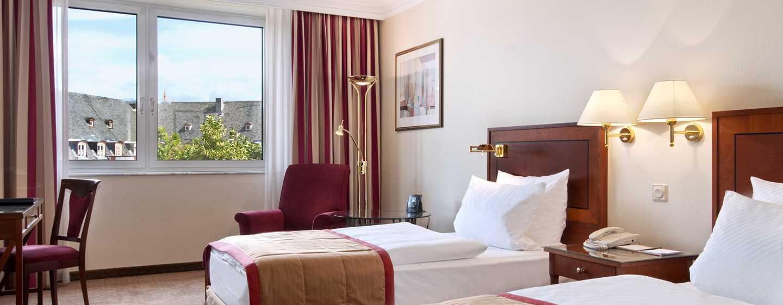 Hilton Mainz City Hotel, Deutschland– Hilton Zweibettzimmer