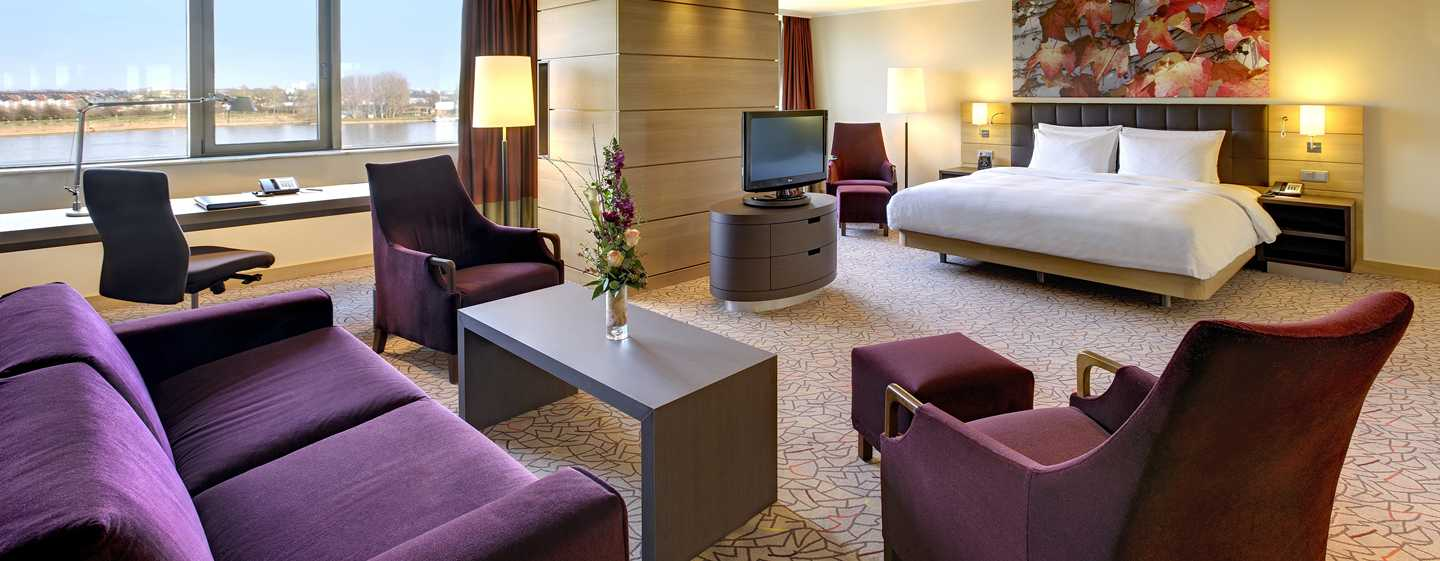 Hilton Mainz Hotel, Deutschland – Junior Suite
