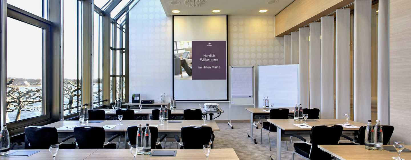 Hilton Mainz Hotel, Deutschland – Meetings in Mainz