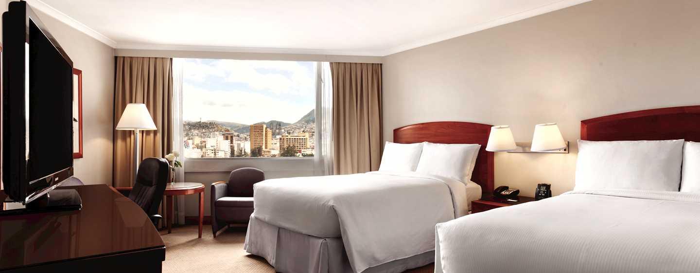 Hotel Hilton Colon Quito, Ecuador - Habitación doble