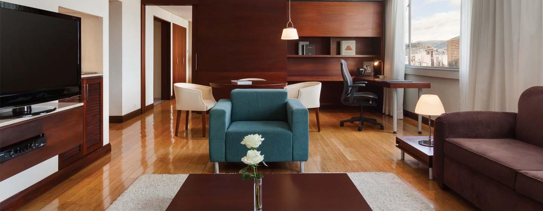 Hotel Hilton Colon Quito, Ecuador - Suite Executive