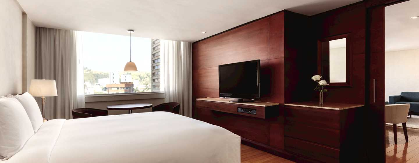 Hotel Hilton Colon Quito, Ecuador - Suite Executive con cama King