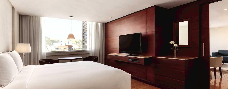 Hotel Hilton Colon Quito, Ecuador - Suite Executive con cama King