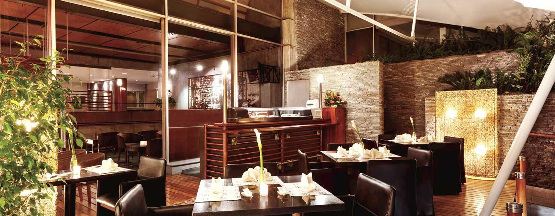 Hotel Hilton Colon Quito, Ecuador - Kioto Sushi Bar