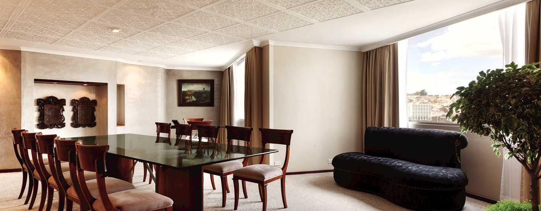 Hotel Hilton Colon Quito, Ecuador - Suite Presidential