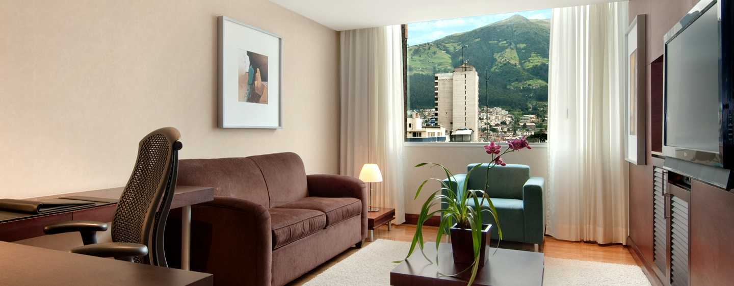 Hotel Hilton Colon Quito, Ecuador - Habitación Executive