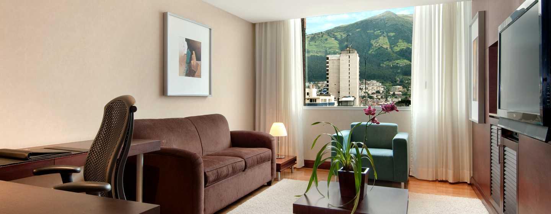 Hotel Hilton Colon Quito, Ecuador - Habitación Executive