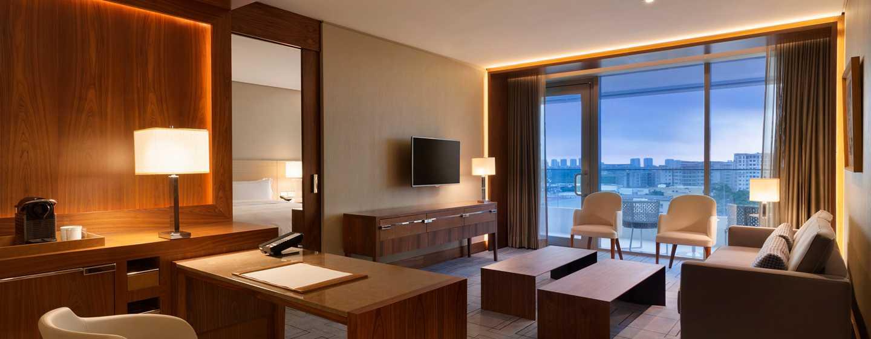 Hilton Barra Rio de Janeiro hotel, Brasil