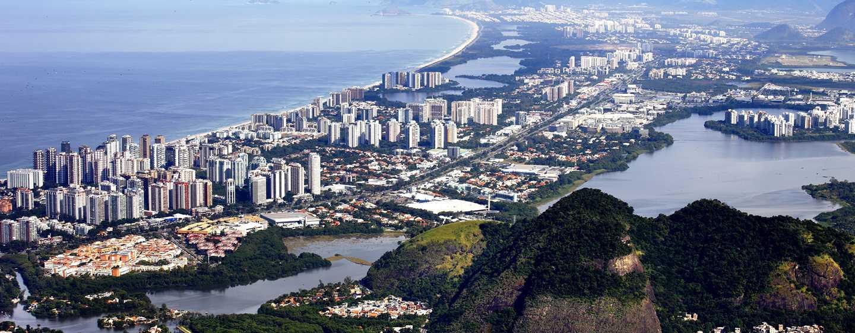 Hotel Hilton Barra Rio de Janeiro, Brasil - Barra da Tijuca