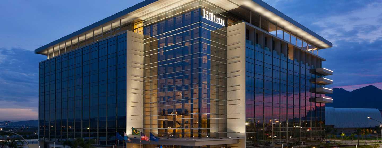 Hotel Hilton Barra Rio de Janeiro, Brasil – Hilton Barra Rio de Janeiro