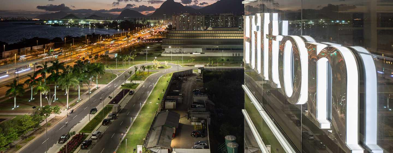 Hotel Hilton Barra Rio de Janeiro, Brasil –