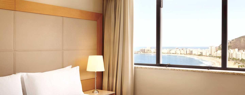 Hotel Hilton Rio de Janeiro Copacabana, Brasil - Habitación con vista al mar/a Copacabana
