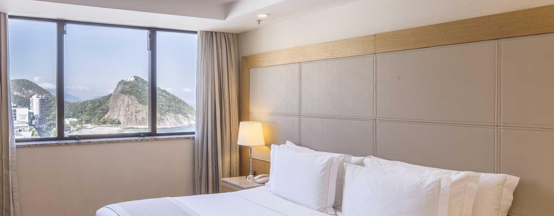 Hotel Hilton Rio de Janeiro Copacabana, Brasil - Habitación con vista al mar