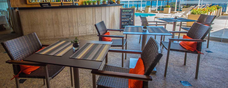 Hotel Hilton Rio de Janeiro Copacabana, Brasil - Restaurante The View
