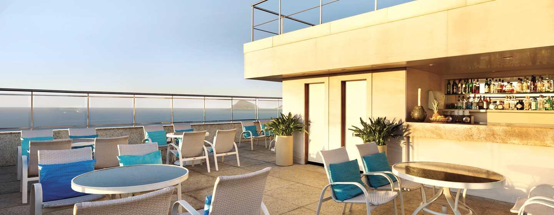 Hotel Hilton Rio de Janeiro Copacabana, Brasil - Lobby bar