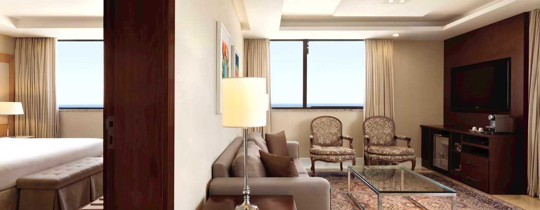 Hotel Hilton Rio de Janeiro Copacabana, Brasil - Suite de un dormitorio