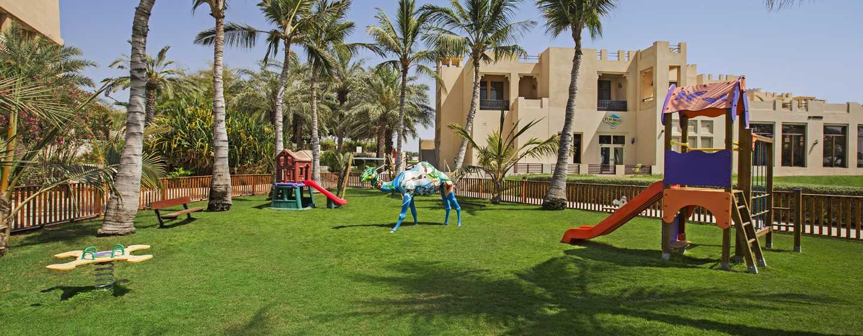 Hilton Al Hamra Beach & Golf Resort -hotelli, Ras Al Khaimah, Yhdistyneet arabiemiirikunnat – lasten ajanvietepaikat