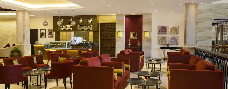 Hilton Al Hamra Beach & Golf Resort -hotelli, Ras Al Khaimah, Yhdistyneet arabiemiirikunnat – Al Shamal – aulan oleskelutilat
