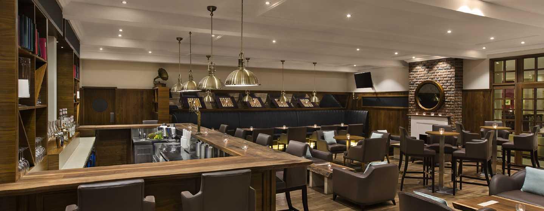 Hilton Al Hamra Beach & Golf Resort -hotelli, Ras Al Khaimah, Yhdistyneet arabiemiirikunnat – Al Shamal – Scirocco-baari