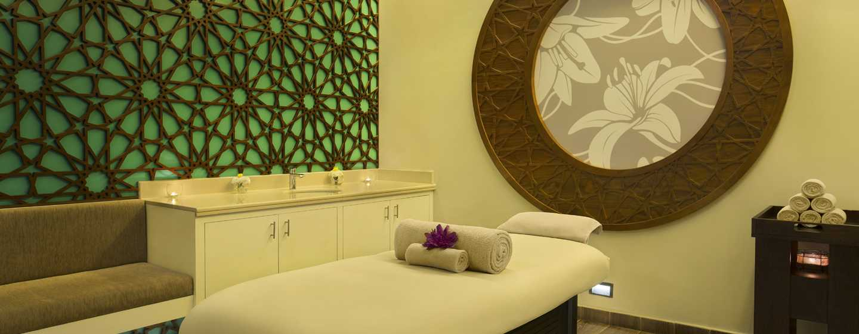 Hilton Al Hamra Beach & Golf Resort -hotelli, Ras Al Khaimah, Yhdistyneet arabiemiirikunnat – kylpylä