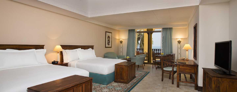 Hilton Al Hamra Beach & Golf Resort -hotelli, Ras Al Khaimah, Yhdistyneet arabiemiirikunnat – hotellin huvilahuoneet