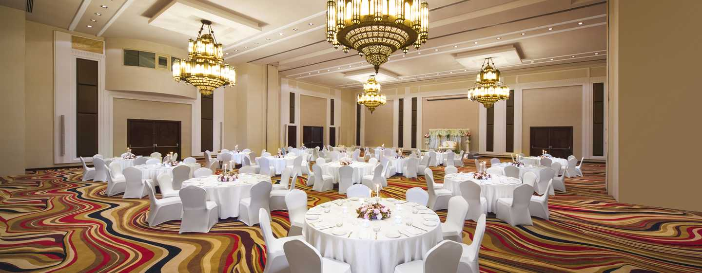 Hilton Al Hamra Beach & Golf Resort -hotelli, Ras Al Khaimah, Yhdistyneet arabiemiirikunnat – Al Shamal – häät