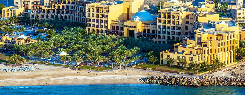 Hilton Ras Al Khaimah Resort & Spa, Förenade Arabemiraten – Flygvy över Hilton Ras Al Khaimah Resort & Spa
