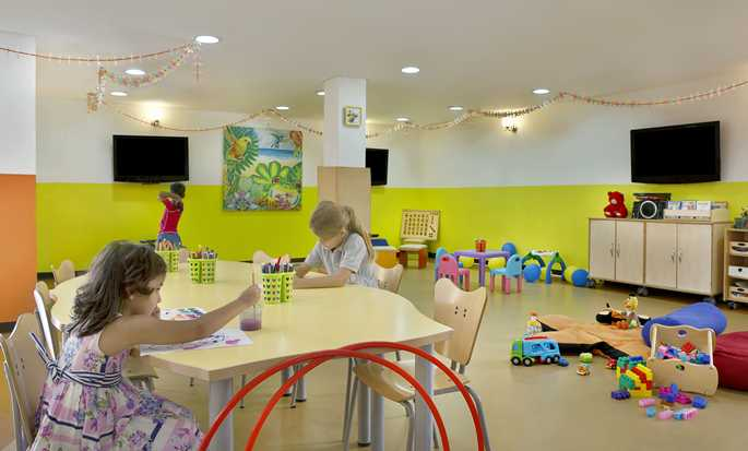 Hilton Ras Al Khaimah Resort & Spa Hotel, Förenade Arabemiraten – Kids Club