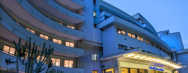 Hôtel Hilton Sorrento Palace, Italie - Entrée de l'hôtel