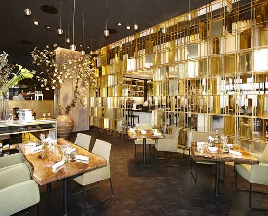 HET MICHELIN-RESTAURANT JOELIA