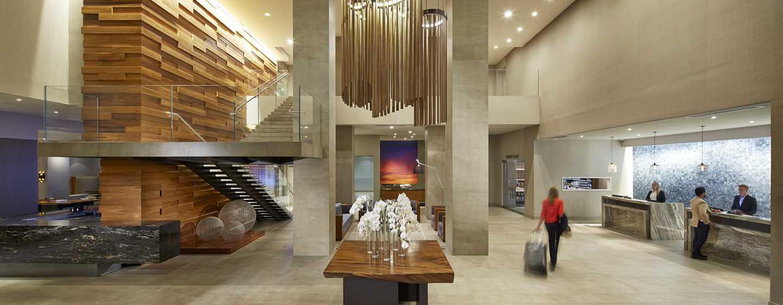 Hilton San Diego Mission Valley, EE. UU. - Lobby del hotel