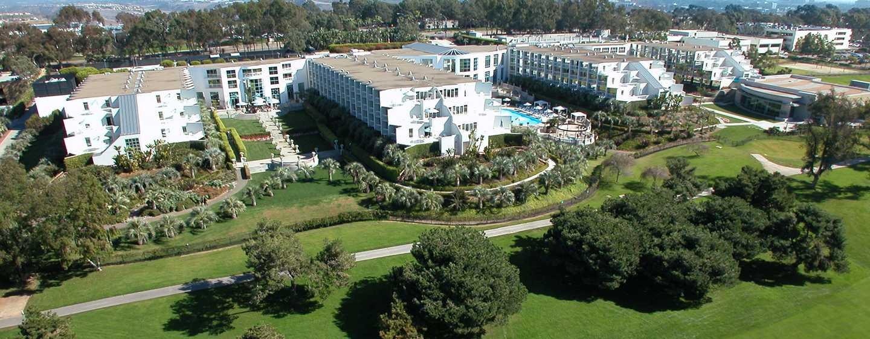 Hilton La Jolla Torrey Pines, California - Fachada del hotel