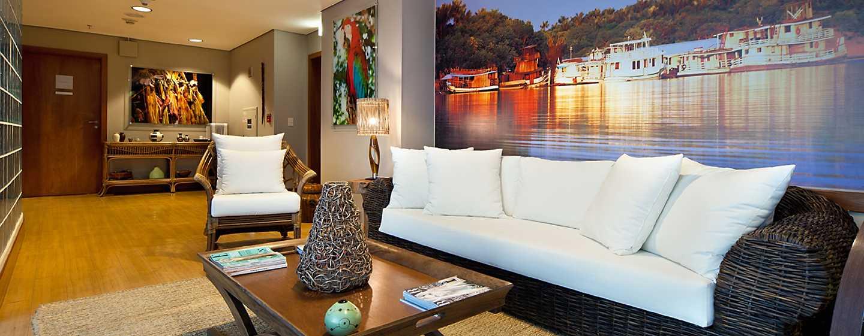 Hotel Hilton São Paulo Morumbi, Brasil – Amazonian Spa