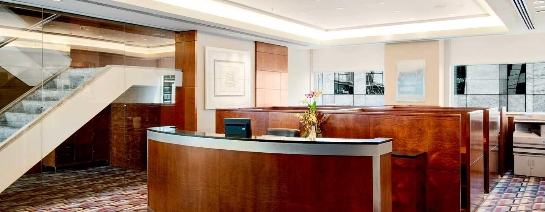 Hotel Hilton São Paulo Morumbi, Brasil – Business center