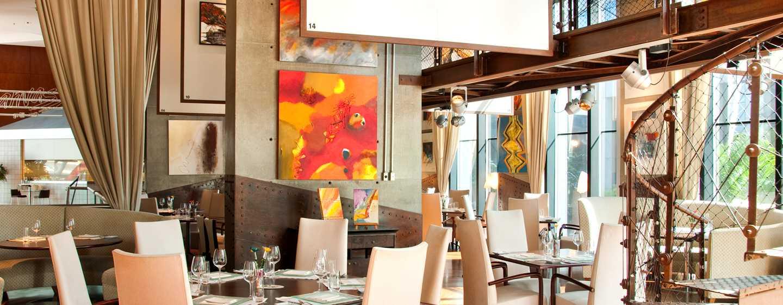 Hotel Hilton São Paulo Morumbi, Brasil – Caffe Cino