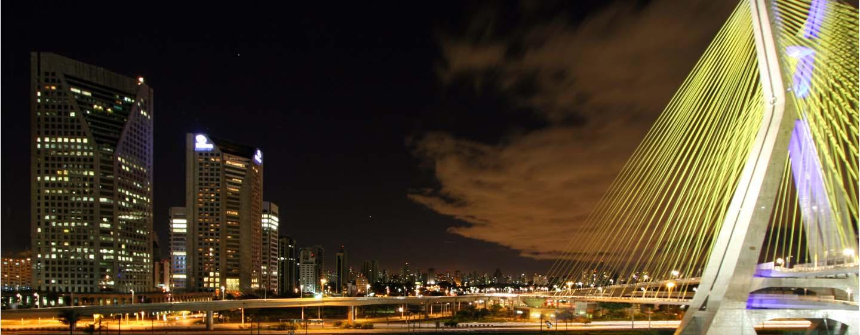 Hotel Hilton Sao Paulo Morumbi, Brasil - Fachada del hotel