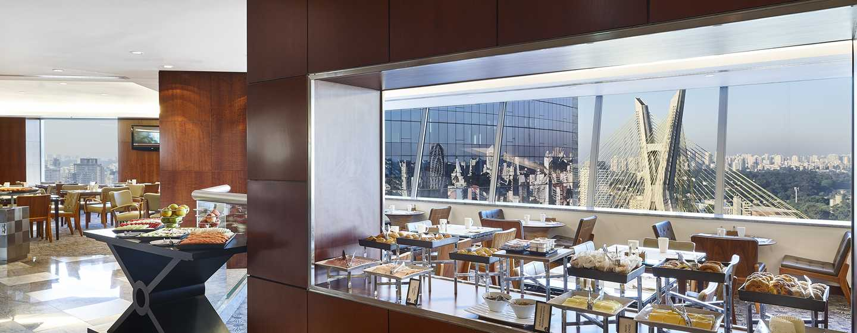 Hotel Hilton São Paulo Morumbi, Brasil – Lounge Executivo