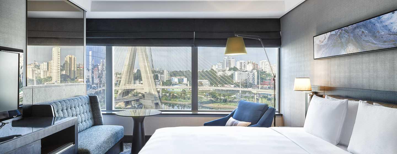 Hotel Hilton São Paulo Morumbi, Brasil – Apartamento