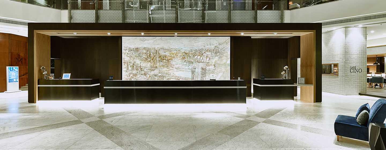 Hotel Hilton São Paulo Morumbi, Brasil – Lobby