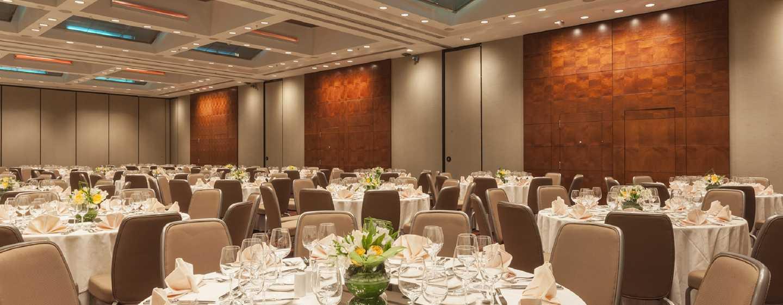 Hotel Hilton São Paulo Morumbi, Brasil – Salão de festas Moema