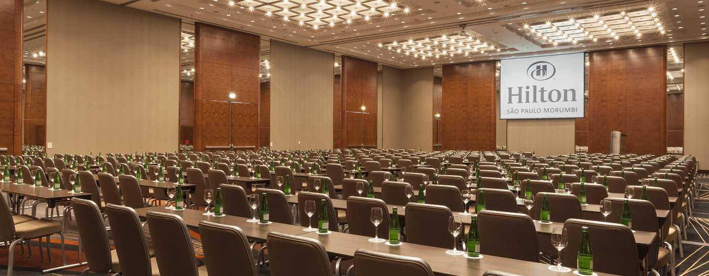 Hotel Hilton São Paulo Morumbi, Brasil – Salão de festas Morumbi